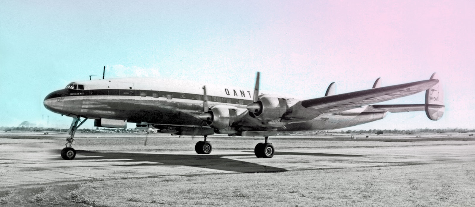 """Historic Aircraft """"Lockhead Super Constellation"""" shipped to Qantas Founders Museum"""